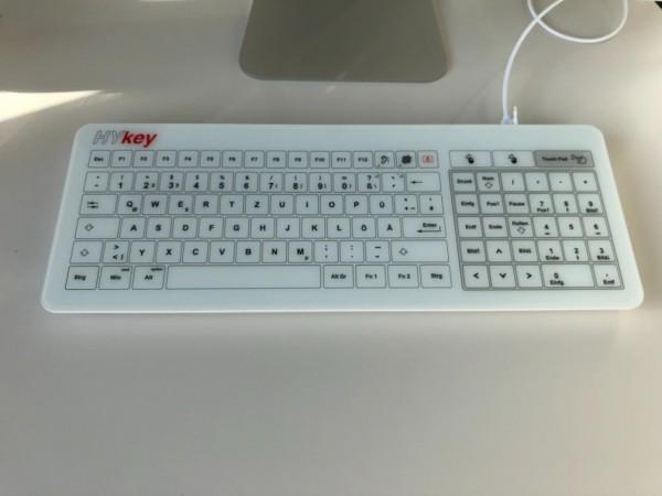 Hygiene Tastatur   Hykey